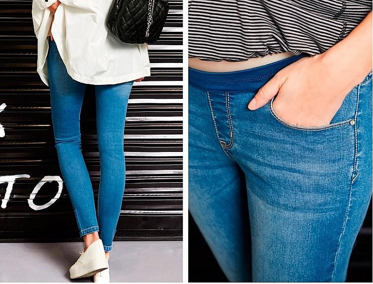 джинсы-беременных-в-магазине